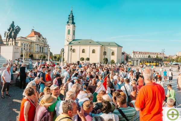 augusztus 20 nagyvárad - államalapítás ünnepe 2018